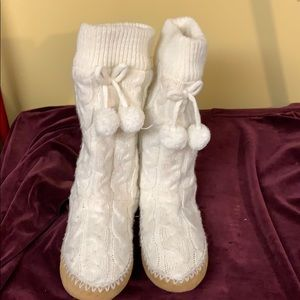 Old Navy Sock Slippers